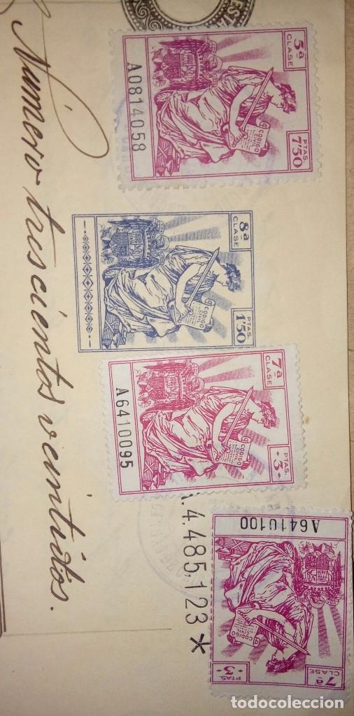 Documentos antiguos: Escritura notarial - Foto 4 - 140592878