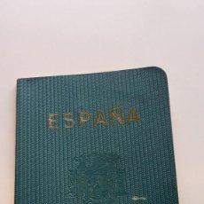 Documentos antiguos: PASAPORTE ESPAÑOL 1966. Lote 141662730