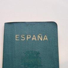 Documentos antiguos: PASAPORTE ESPAÑOL 1966. Lote 141662994