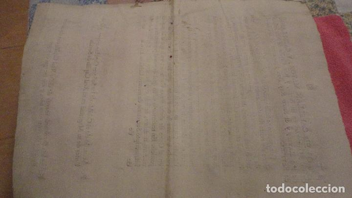 Documentos antiguos: ANTIGUO EDICTO.CAPELLAN MAYOR.REAL CAPILLA NUESTRA SEÑORA DE LOS REYES.SEVILLA SIGLO XVIII? - Foto 7 - 142468366