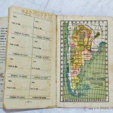 Documentos antiguos: ANTIGUO PASAPORTE ARGENTINA 1927 - EXPEDIDO EN MARRUECOS - CONSULADO ARG. Lote 142893158