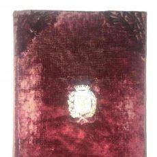 Documentos antiguos: LUGO GALICIA ALCALDE LÓPEZ PÉREZ. CONCESIÓN DE LA GRAN CRUZ DE BENEFICENCIA. COSTEAR SUSCRIPCIÓN. Lote 143647226