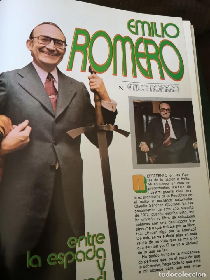 Documentos antiguos: Los españoles publicaciones controladas - Foto 20 - 145327618