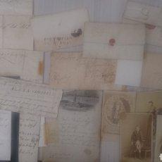 Documentos antiguos: FAMILIA MACGIBBON GUERRA DE LA INDEPENDENCIA Y OTRAS. Lote 145388382