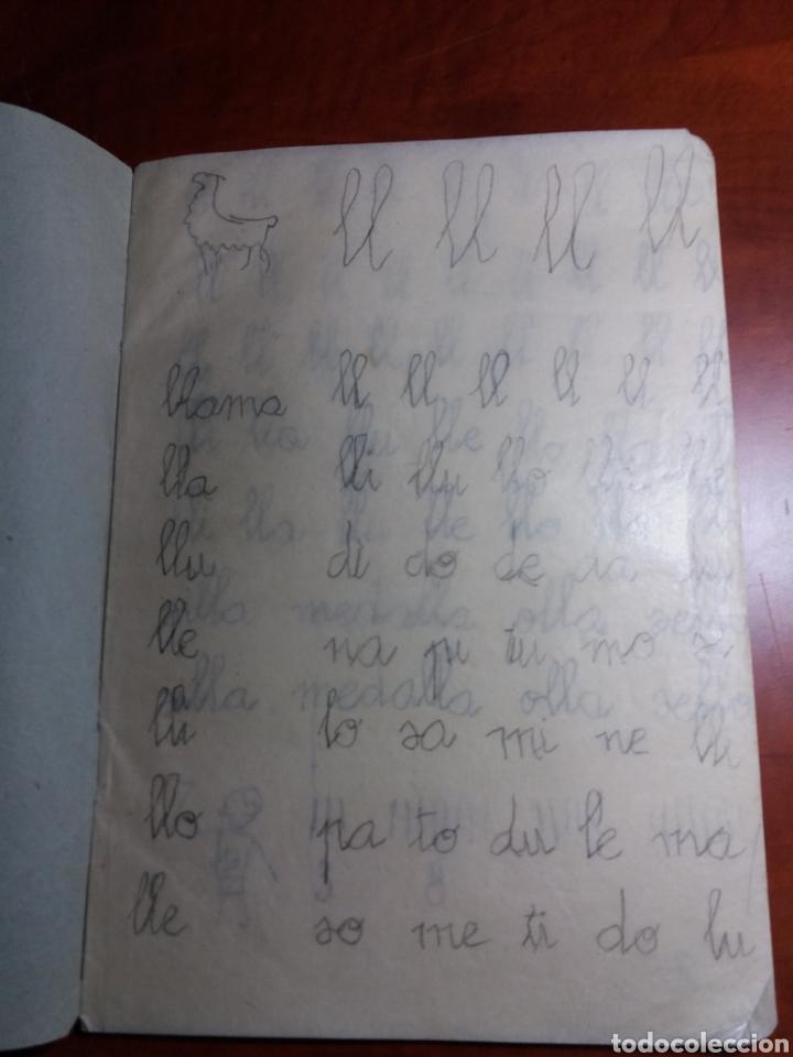 Documentos antiguos: Libreta de colegio. - Foto 3 - 145974913