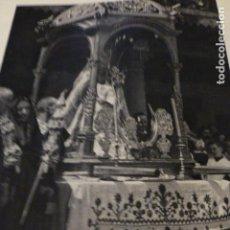 Documentos antiguos: LA ALBERCA SALAMANCA FIESTA DE LA VIRGEN LAMINA HUECOGRABADO AÑOS 40. Lote 148034994