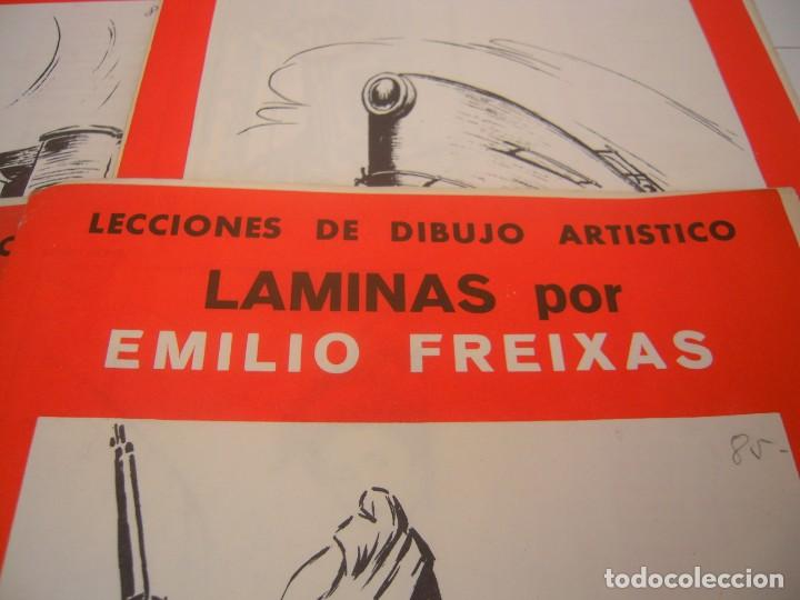 Documentos antiguos: lote de lamias de emilio freixas - Foto 2 - 148762494