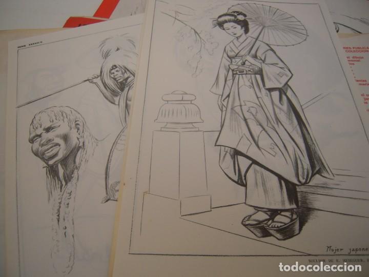 Documentos antiguos: lote de lamias de emilio freixas - Foto 3 - 148762494