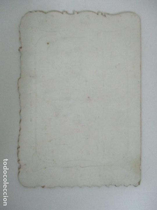 Documentos antiguos: Catálogo Modernista Troquelado - Societat de Balls de Vallvidrera - Programa 15, 16 Agost 1903 -1904 - Foto 10 - 149278198