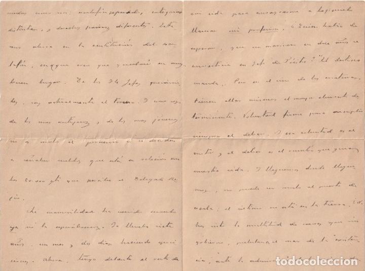 Documentos antiguos: JEFE DE LA SECCION DE POSITOS DE GRANADA (DEPOSITO DE CEREAL DE GRANO DE CARACTER MUNICIPAL1915 D-18 - Foto 2 - 149973962