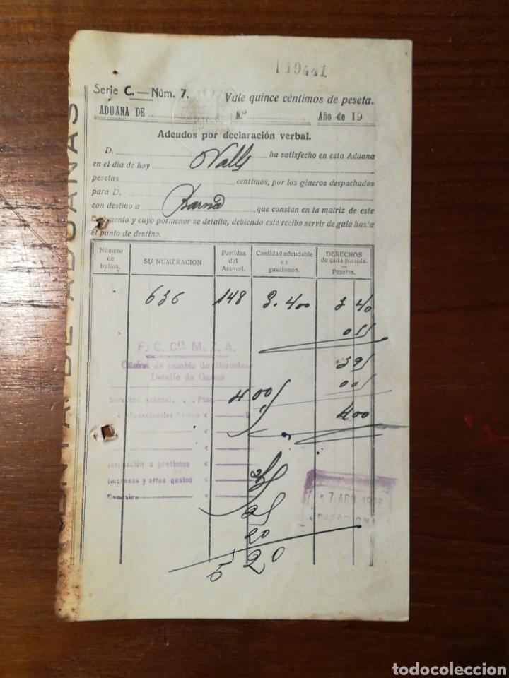 GIRO POSTAL. PALMA MALLORCA 1939 (Coleccionismo - Documentos - Otros documentos)