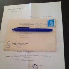 Documentos antiguos: TERTULIA FLAMENCA LA PLANA-VILLARREAL. Lote 151828294
