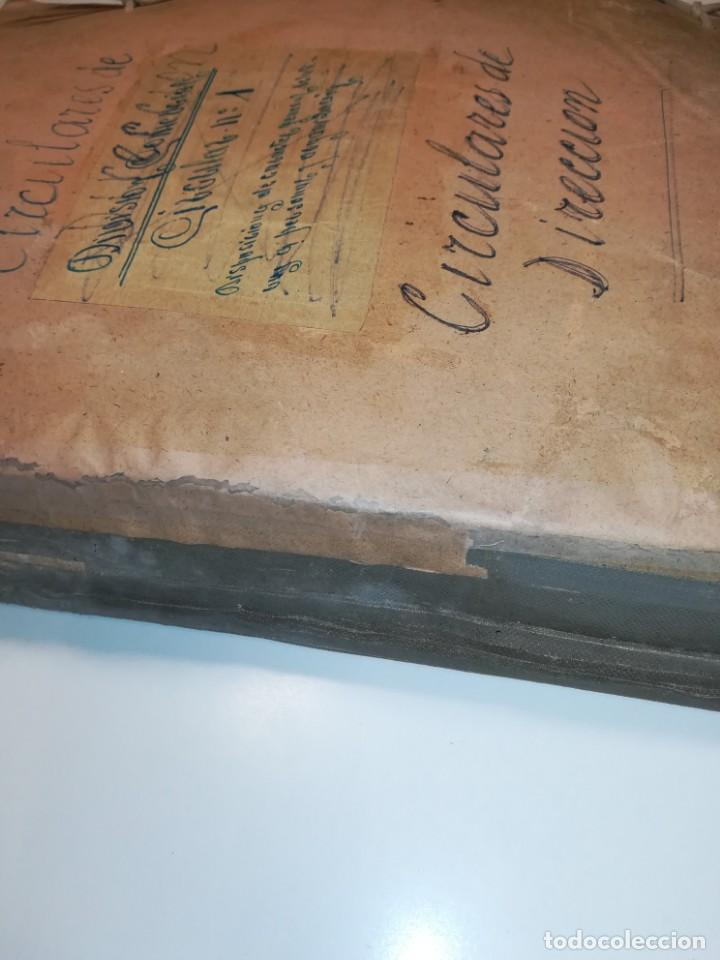 Documentos antiguos: Lote de circulares Renfe desde 1945 a 1974 - Foto 12 - 152062654