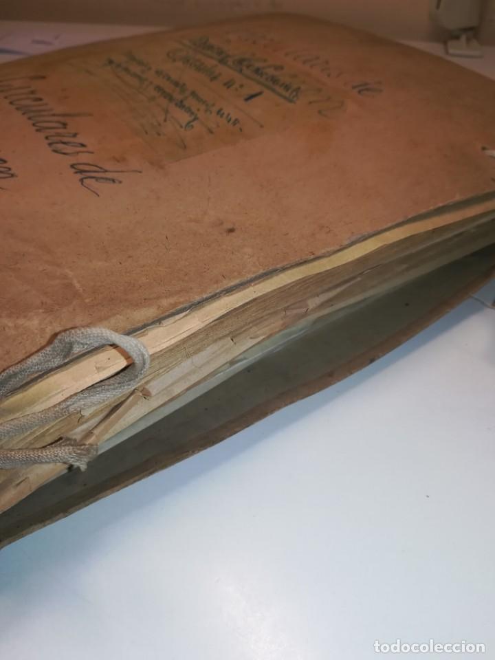 Documentos antiguos: Lote de circulares Renfe desde 1945 a 1974 - Foto 13 - 152062654