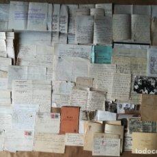 Documents Anciens: DOCUMENTOS Y CARTAS CORRESPONDENCIA FAMILIAR 1931 1932 1933 1934 1937 1938 1939 1944 1948 1949 1974. Lote 152484142