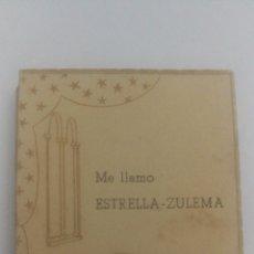 Documentos antiguos: AÑO 1958 CURIOSA INVITACIÓN A BAUTIZO EN MADRID BAUTISMO ESPAÑA AÑOS 50. Lote 152596198