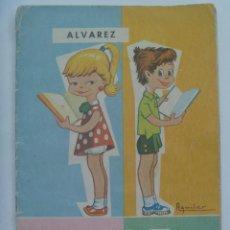 Documentos antiguos: MI CARTILLA DE ALVAREZ, TERCERA PARTE . DE MIÑON S.A. , VALLADOLID, 1967. Lote 152636690