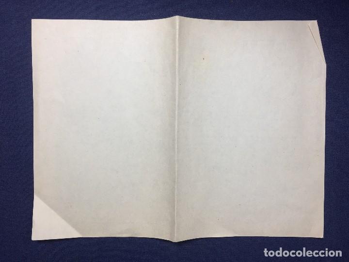 Documentos antiguos: documento de indulto ley de ayuno abstinencia dado por arzobispo de toledo don enrique año 1963 - Foto 2 - 153055874