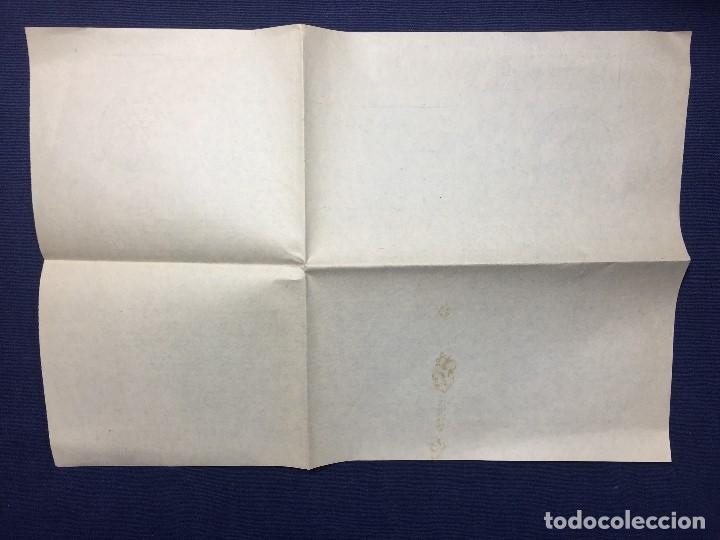 Documentos antiguos: documento sumario general de cruzada dado por enrique cardenal y arzobispo de toledo 1963 - Foto 2 - 153057270