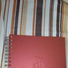 Documentos antiguos: CUADERNO-AGENDA DEL SENADO AÑO 2007 SIN USO. Lote 153236934