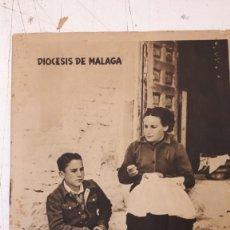 Documentos antiguos: DIÓCESIS DE MÁLAGA. VER FOTOS.. Lote 153372886