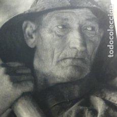 Documentos antiguos: GUIPUZCOA MARINERO VASCO ANTIGUA LAMINA HUECOGRABADO 1933 21 X 29 CMTS. Lote 154361894