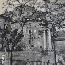 Documentos antiguos: CALAHORRA LA RIOJA ANTIGUA LAMINA HUECOGRABADO AÑOS 40 . Lote 154929570
