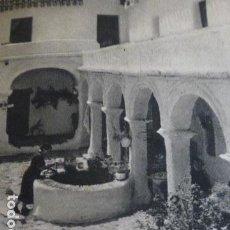Documentos antigos: VEJER CADIZ ANTIGUA LAMINA HUECOGRABADO AÑOS 40 . Lote 154936134