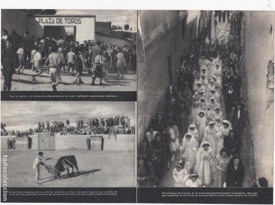 Documentos antiguos: 1 hoja suelta + 1 hoja doble, fotos de san cristobal de entreviñas, zamora - Foto 4 - 157292434