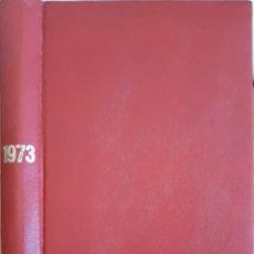 Documentos antiguos: AGENDA FARMITALIA 1973. Lote 157376456