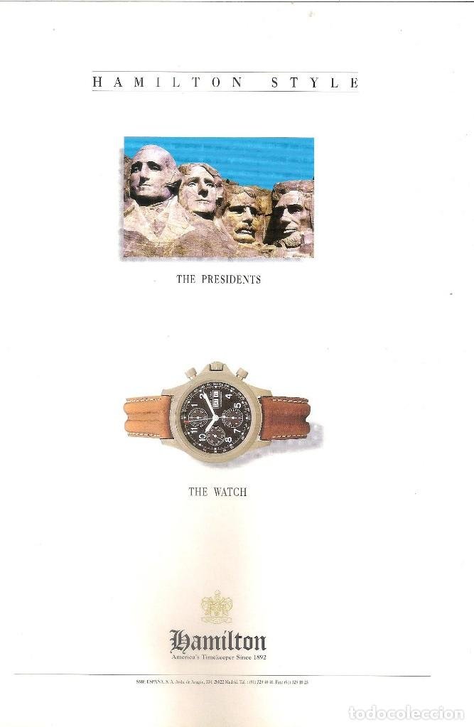 Hamilton Hamilton Relojes Relojes Hamilton Publicidad Publicidad Publicidad 1998 1998 Relojes SUGVLMpqz
