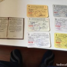 Documents Anciens: CARNETS DE COLOMBICULTURA , PALOMAS. Lote 161336022