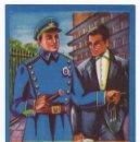 Documentos antiguos: FELICITACIÓN DE EL VIGILANTE. 1959. EDICIONES MORAGÓN. VALENCIA.. Lote 162453150