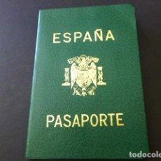 Documentos antiguos: PASAPORTE ESPAÑA 1977. Lote 164759074