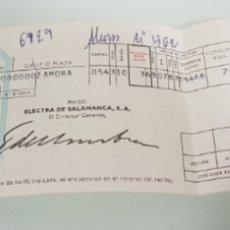 Documentos antiguos: LOTE ANTIGUOS DOCUMENTOS. Lote 165408069