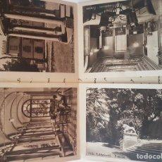 Documentos antiguos: CARTA PUBLICITARIA RESIDENCIA UNIVERSITARIA FLORENCIA ITALIA, AÑOS 50. Lote 165549226
