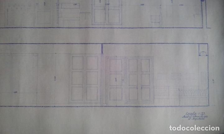 Documentos antiguos: Planos y proyectos. Año 1940 - Foto 14 - 166643210