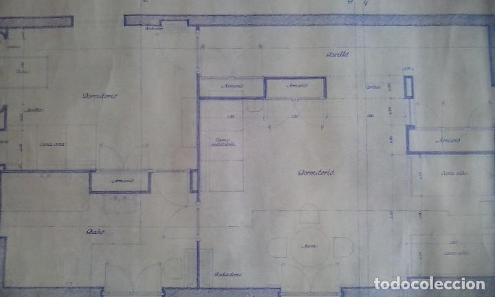 Documentos antiguos: Planos y proyectos. Año 1940 - Foto 15 - 166643210