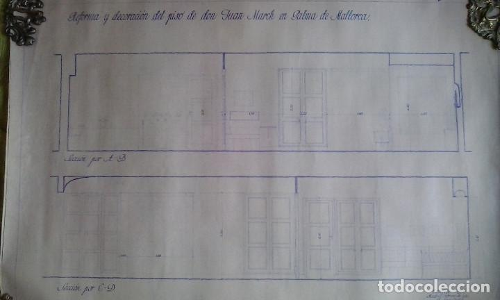 Documentos antiguos: Planos y proyectos. Año 1940 - Foto 16 - 166643210