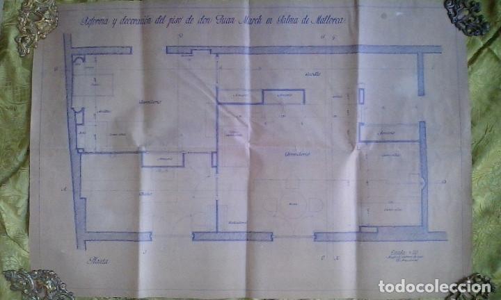 Documentos antiguos: Planos y proyectos. Año 1940 - Foto 25 - 166643210