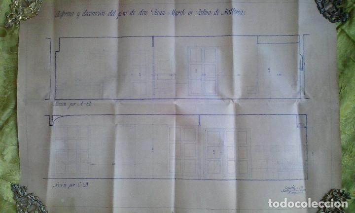 Documentos antiguos: Planos y proyectos. Año 1940 - Foto 27 - 166643210
