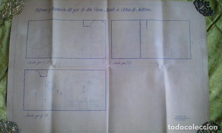 Documentos antiguos: Planos y proyectos. Año 1940 - Foto 29 - 166643210