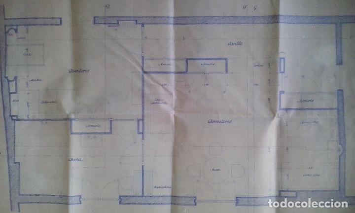 Documentos antiguos: Planos y proyectos. Año 1940 - Foto 30 - 166643210
