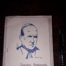 Documentos antiguos: REVISTA. NUESTRO SEMINARIO. ALMERÍA MARZO 1948.. Lote 208206430