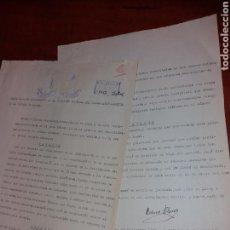 Documentos antiguos: ALCOY ALICANTE GUERRA CIVIL 1939. Lote 169032396