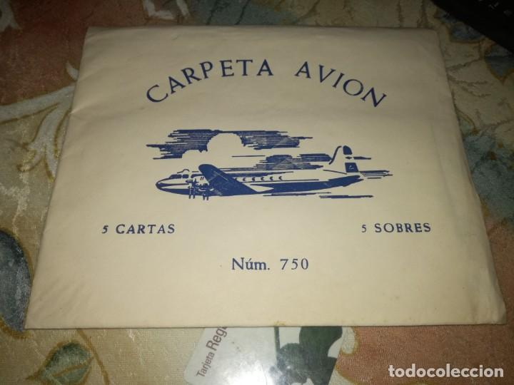VIA AEREA. PAR AVION. (Coleccionismo - Documentos - Otros documentos)