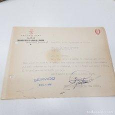 Documentos antiguos: HERMANDAD SINDICAL DE LABRADORES Y GANADEROS. F. E. T Y DE LOS J. O. N. S. 1949. TDKP14. Lote 170028580