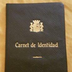 Documentos antiguos: CARNET DE IDENTIDAD REPUBLICA ESPAÑOLA. Lote 170131673
