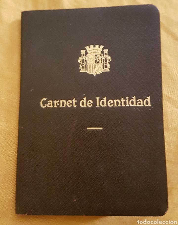 CARNET DE IDENTIDAD REPUBLICA ESPAÑOLA (Coleccionismo - Documentos - Otros documentos)