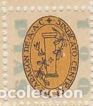 Documentos antiguos: MINI PLIEGO 24U.: SINDICATO CENTRAL DE ARAGON DE A:A:C: - Foto 2 - 171174460
